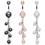 Pearl Dive Naval Dangle